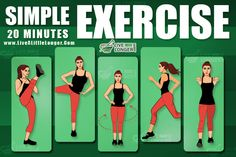 Top 20 Minute Exercises For Every Working Professional There are many proverbs such as 'Prevention is better than cure' and a whole lot of quotes regarding health is available on the internet.