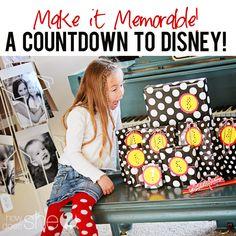 Countdown to Disney!