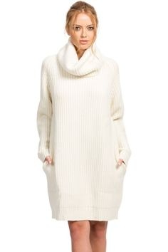 8dad15ad85d online shopping for Citizen Cashmere Cowl Neck Sweater Dress from top  store. See new offer for Citizen Cashmere Cowl Neck Sweater Dress