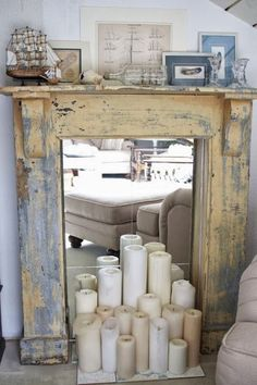 Design: A faux fireplace for your home... | haken's place