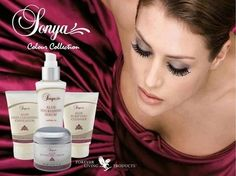 Sonya® is the essence of more than just beauty: it is an expression of rejuvenation, admiration and love. Our collection's formulation of ingredients including aloe vera, fruit extracts, white tea and superior moisturizers give back to your skin. They help to rejuvenate and moisturize your skin like never before.