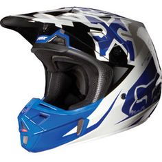 Shop for Helmets, like Fox Racing Anthem Helmet 2014 at Rocky Mountain ATV/MC. We have the best prices on dirt bike, atv and motorcycle parts, apparel and accessories and offer excellent customer service. Fox Helmets, Dirt Bike Helmets, Dirt Bike Gear, Motocross Helmets, Racing Helmets, Dirt Biking, Atv Riding, Riding Gear, Razor Atv