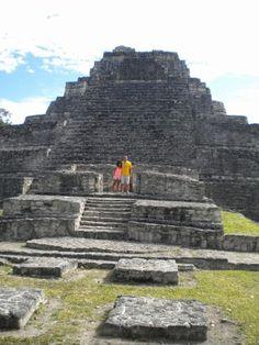 Chaccoben Mayan Ruins, Mexico