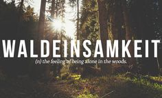 28 Beautiful Words The English Language Should Steal - This one is German.
