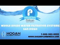 http://hoganplumbingco.com/water-filtration-system-san-diego  -  Does your water taste funny? Do you hate all the hard water spots on your shower and fixtures? We have a solution - with Almost No Maintenance. No Salt. No Hassle you can have Fresh Clean Water From Every Faucet!