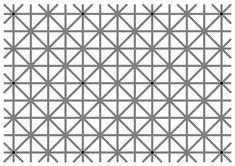 The best optical illusion art on the internet - Insider Optical Illusion Photos, Cool Optical Illusions, Illusion Art, Eye Illusions, Black Dots, Red Dots, Peripheral Vision, Question Everything, Figure It Out