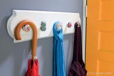 do-diy:  Diy hangers