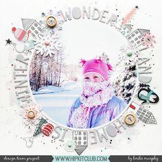 Lorilei_Murphy-Wonderland #Designingascrapbook