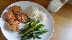 Przepyszne paluszki krabowe / crab sticks #gotowanie