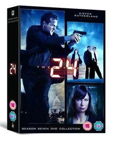 24 Timer - Sæson 7 (6 disc) (DVD)  Kr. 149,00  http://cdon.dk/film/24_timer_-_s%c3%a6son_7_(6_disc)-749298#