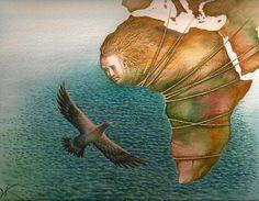 Сюрреализм от Vladimir Kush (230 работ)