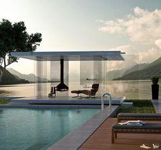 cabbagerose:  Glas Marte Pavillion360/Nuyken Von Oefele Architekten via: stefanoandrighetto