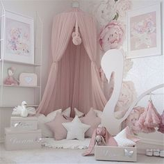 Luxurious And Unique Minimalist Kids Bed Ideas minimalist kids bedroom ideas; luxurious and unique decoration for the kids' room; Baby Bedroom, Baby Room Decor, Nursery Room, Girls Bedroom, Bedroom Ideas, Bedrooms, Bedroom Decor Kids, Luxury Kids Bedroom, Childrens Bedroom