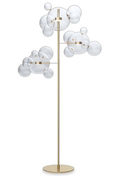 MILAN DESIGN WEEK PART III: Giopato& Coombes bubblelicious floor lamp. #mdw16