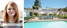 Take a look at Emma Stone's home plus more of this years Oscar nominees.