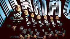 """Never been a big fan of mariachi. But this...I like. Mariachi El Bronx: Mariachi Punks Put It All On the Line - """"The L.A. band The Bronx has been working the punk-rock circuit for nearly 10 years. But since 2009, the band has cultivated an alter-ego — as a mariachi band, complete with the ornate black charro suits and the blaring trumpets. """""""