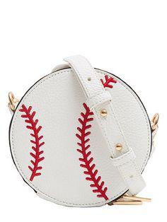 'Baseball Cross Body Bag' - Skinnydip London