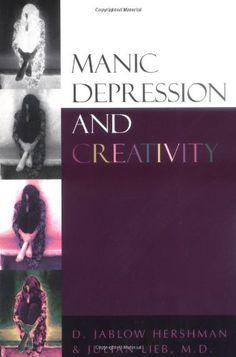 Bestseller Books Online Manic Depression and Creativity D. Jablow Hershman, Julian Lieb $19.03  - http://www.ebooknetworking.net/books_detail-1573922412.html