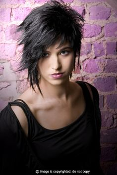 25 short hairstyles for girls Edgy Hair girls Hairstyles Short Short Choppy Hair, Funky Short Hair, Girl Short Hair, Short Hair Cuts, Edgy Haircuts, Funky Hairstyles, Straight Hairstyles, Girl Hairstyles, Braid Hairstyles