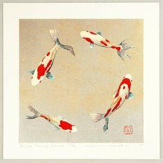 """""""Dance, dance, dance,"""" Kaneko Kunio (b.1949) - 2008."""