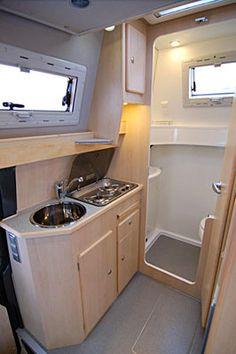CS-Reisemobile campervan APOLLO