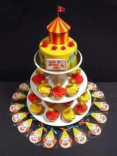 Circus cuppys
