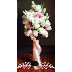 ; DIY hand bouquet for tasha!