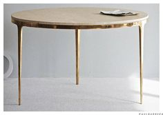 barbera design | bronze table