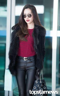 [HD포토] 원더걸스(WonderGirls) 선미 꾸민 듯 안 꾸민 듯 돋보이는 출국 패션 #WonderGirls #원더걸스 #선미