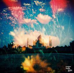 Taj Mahal by Holga #photography