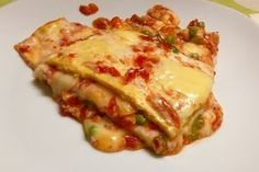 Eierlasagne low carb 1