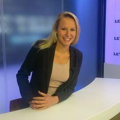 Marion Maréchal-Le Pen est sur #LeTalk ce midi.  À suivre en live sur lefigaro.fr et Twitter. by lefigarofr