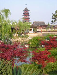 Suzhou, China. love this city!