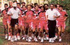 João Pinto, Nuno Gomes, Pietra, Ronaldo ...