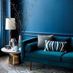 迷ったらこの色!2015年秋のトレンドカラー『ビスケーベイ』で旬部屋♡ ページ1 |…