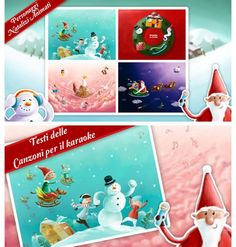 Jolly Jingle per iPhone iPad e iPod touch insegna ai tuoi bambini le canzoncine di Natale | JackTech (Italy)