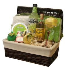 Ideas For Margarita Gift Basket Ideas If you are looking for Margarita gift basket ideas you've come to the right place. We have collect images about Margarita gift basket ideas including . Fundraiser Baskets, Raffle Baskets, Diy Gift Baskets, Basket Gift, Alcohol Gift Baskets, Alcohol Gifts, Margarita Gift Baskets, Gift Baskets Canada, Wine Country Gift Baskets