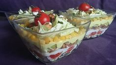 Quark-Pudding-Torte mit Erdbeeren und Tortenguss ohne Backen – Page 2 Cheesecake, Guacamole, Acai Bowl, Serving Bowls, Pudding, Cooking Recipes, Breakfast, Tableware, Ethnic Recipes