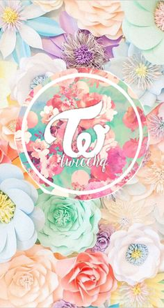 #TWICE #FLOWERFUL #WALLPAPER # CUTE #WhyNot #KPOP #PHONE