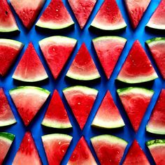 I figure that making watermelon cherry sangria is the best way to beat the summer heat. That's where these guys are headed. (You can find this as a print in my shop- wrightkitchen.com/prints)
