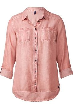 Košile, růžová - Cecil   Stilago