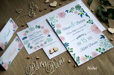 Papiernictvo - Svadobné oznámenie 8 - 7628842_