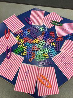 Numicon activity Numicon Activities, Nursery Activities, Toddler Activities, Numbers Preschool, Preschool Math, Teaching Math, Maths Eyfs, Eyfs Classroom, Early Years Maths