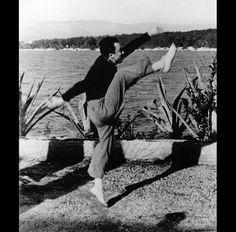 Île Saint-Honorat (1945) ♥ Albert Camus. ♥
