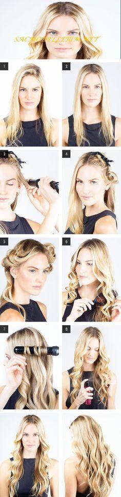 En kolay Saç modelleri | Yeni Saç Modelleri - Saç Renkleri - Saç Modası