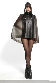 Designer Raincoats: Find Designer Raincoats at TerraNewYork — Cape water resistant