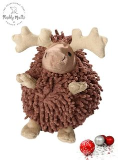 Snugly Elk Dog Toy - Muddy Mutts and Pocket Pups Online Pet Supplies, Dog Supplies, Best Dog Toys, Best Dogs, Luxury Christmas Presents, Equestrian Supplies, Hunter Dog, Dog Accessories, Elk