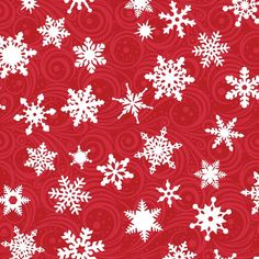 Christmas Penguin Snowflake Fabric ~ 100/% Cotton By The Yard ~ Silver Accent
