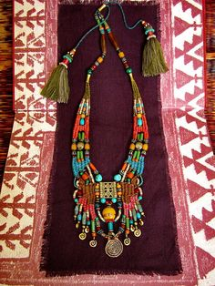 ~ Ethnic Jewelry..My Tribe ~
