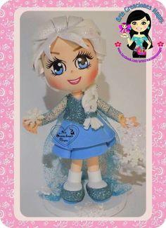 Elsa Frozen, Disney Frozen, Holidays And Events, Frozen Dolls, Lalaloopsy, Frozen Party, Cinderella, Disney Princess, Diy Crafts